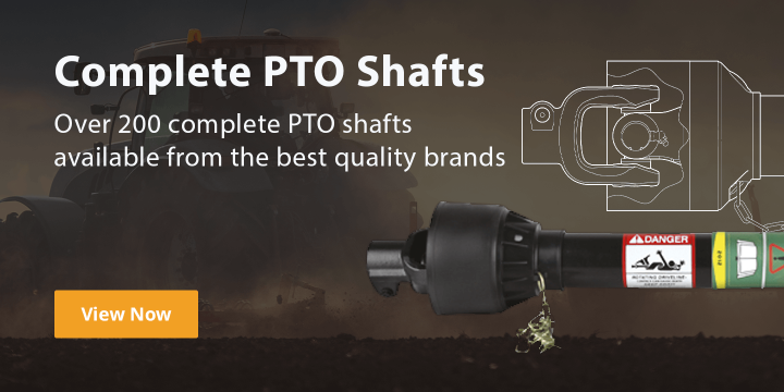 PTO Complete Shafts